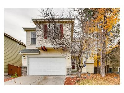 Highlands Ranch Single Family Home Under Contract: 9710 Burberry Way