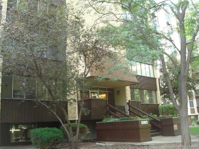 Denver Condo/Townhouse Active: 6960 East Girard Avenue #107