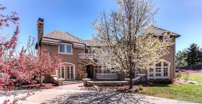 Aurora, Centennial, Cherry Hills Village, Denver, Englewood, Greenwood Village, Littleton, Parker, Lakewood Single Family Home Active: 4 Ravenswood Road