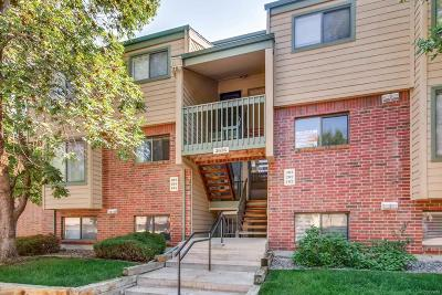 Lakewood Condo/Townhouse Under Contract: 3616 South Depew Street #301