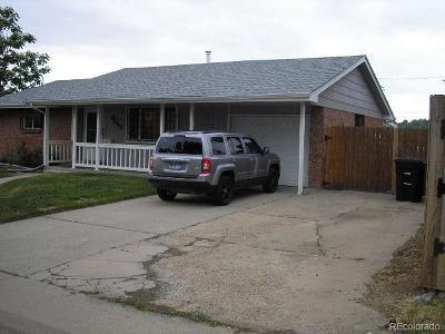 Thornton Single Family Home Active: 386 Polaris Place