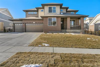 Arvada Single Family Home Under Contract: 8727 Bross Street