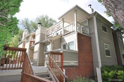 Boulder Condo/Townhouse Active: 3025 Broadway Street #21