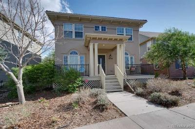 Denver Single Family Home Active: 8728 East 25th Drive