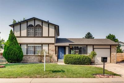 Arvada Single Family Home Active: 7465 Kendall Street