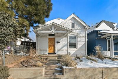 Denver Single Family Home Active: 4134 Quivas Street