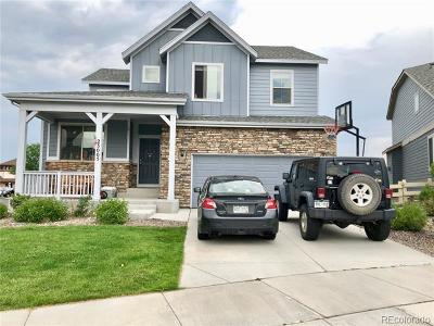 Parker Single Family Home Active: 23005 York Avenue