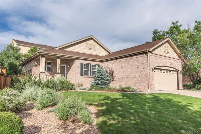 Aurora Single Family Home Under Contract: 21063 East Greenwood Place