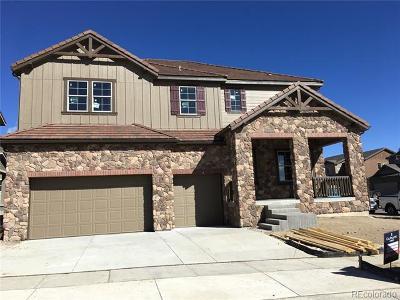 Broomfield Single Family Home Active: 15958 Humboldt Peak Drive