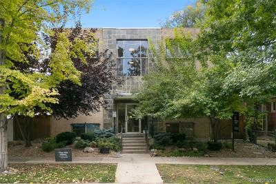 Condo/Townhouse Under Contract: 1327 Steele Street #102
