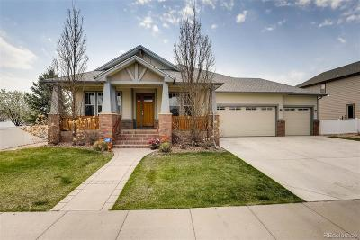 Berthoud Single Family Home Active: 1701 Wales Drive