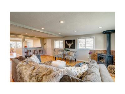 Golden Single Family Home Under Contract: 4410 Gladiola Street