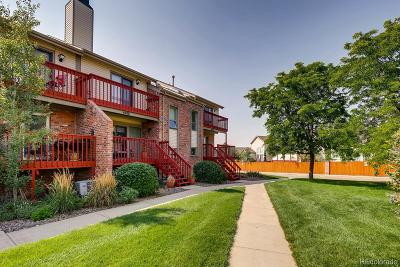 Aurora Condo/Townhouse Active: 4208 South Granby Court #A