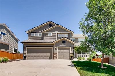 Castle Rock Single Family Home Active: 1385 Baguette Dr