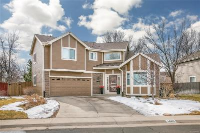 Broomfield Single Family Home Under Contract: 1420 Stonehaven Avenue