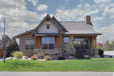 Loveland Single Family Home Active: 170 Two Moons Drive