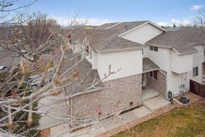 Northglenn Condo/Townhouse Under Contract: 541 West 114th Place