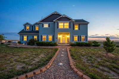 Bennett Single Family Home Under Contract: 8441 Flint Ridge Street