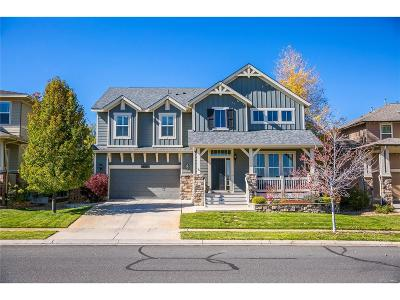 Arvada Single Family Home Active: 8387 Braun Court