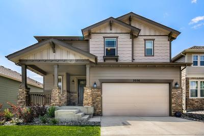 Longmont Single Family Home Active: 2056 Sicily Circle