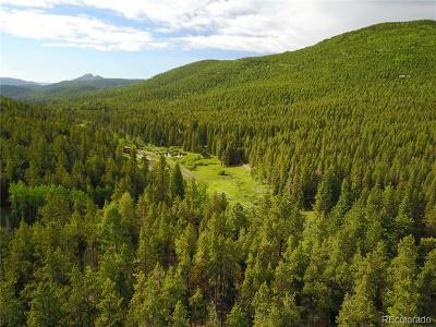 Conifer Residential Lots & Land Active: Griffin Drive