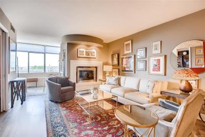 Cheeseman & Moffat, Cheeseman Park, Cheesman Park Condo/Townhouse Active: 1313 North Williams Street #801