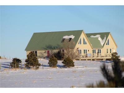 Single Family Home Sold: 28242 Stonehorse Ranch Road
