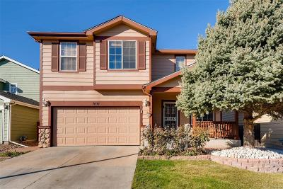 Northglenn Single Family Home Active: 11113 Fillmore Way