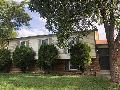 Broomfield Single Family Home Under Contract: 1000 Lilac Street