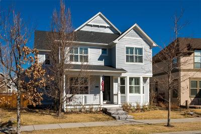 Denver Single Family Home Under Contract: 2833 Clinton Way
