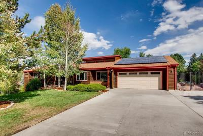 Niwot Single Family Home Active: 6664 Cherokee Court