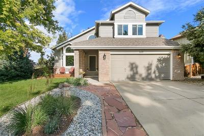 Highlands Ranch CO Single Family Home Under Contract: $474,900