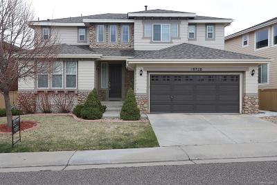 Highlands Ranch Single Family Home Active: 10728 Chadsworth Lane