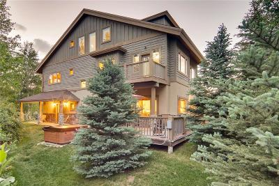 Steamboat Springs Condo/Townhouse Active: 3266 Snowflake Court