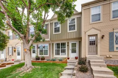 Parker Condo/Townhouse Under Contract: 10814 Bayfield Way