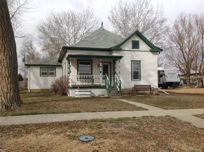 Mead Single Family Home Active: 201 5th Street