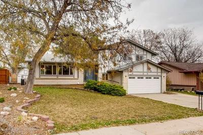 Lakewood Single Family Home Under Contract: 1488 South Yank Street