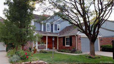 Centennial Single Family Home Active: 7029 South Locust Place