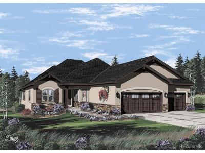Larkspur CO Single Family Home Active: $589,900
