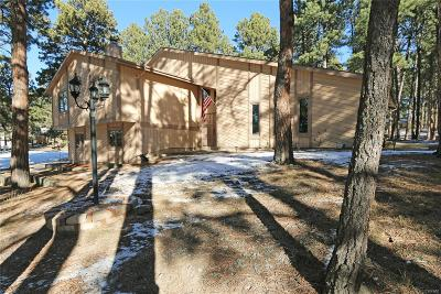 Monument Single Family Home Under Contract: 68 North Sherwood Glen