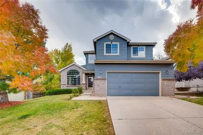 Highlands Ranch Single Family Home Active: 9217 Lark Sparrow Drive