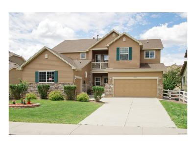 Crystal Valley Ranch Single Family Home Under Contract: 3965 Aspen Hollow Court