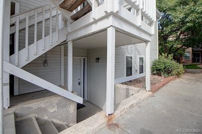 Boulder Condo/Townhouse Active: 4990 Meredith Way #111