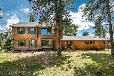 Conifer Single Family Home Under Contract: 27374 Parsons Road