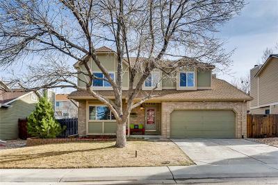 Centennial Single Family Home Active: 5528 South Kirk Circle