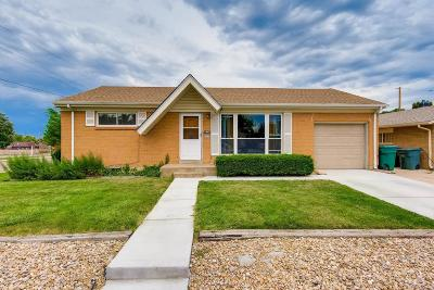 Northglenn Single Family Home Under Contract: 426 Janice Court