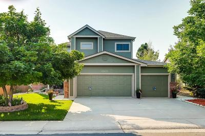 Highlands Ranch CO Single Family Home Under Contract: $499,726