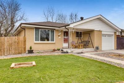 Aurora Single Family Home Active: 3190 Atchison Street