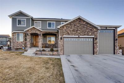 Arvada Single Family Home Active: 8139 Vivian Street