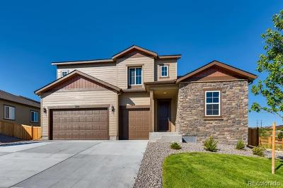 Castle Rock Single Family Home Active: 3275 Picketwire Way